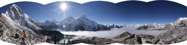 everest pano